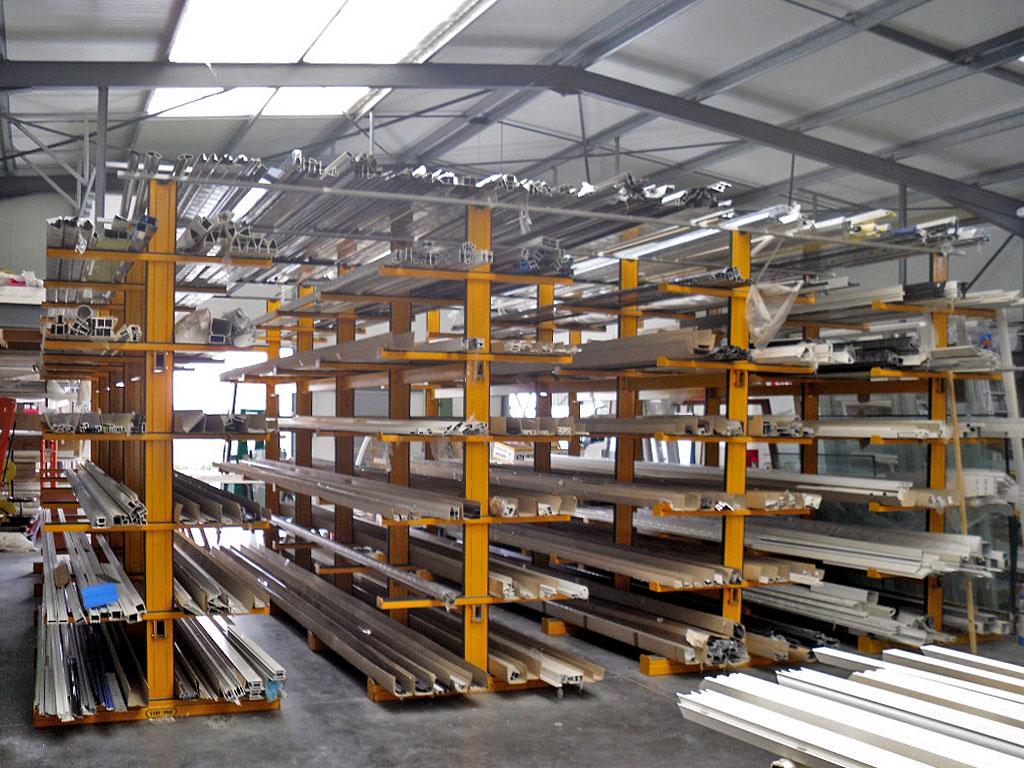 fenetre pvc usine fabrication