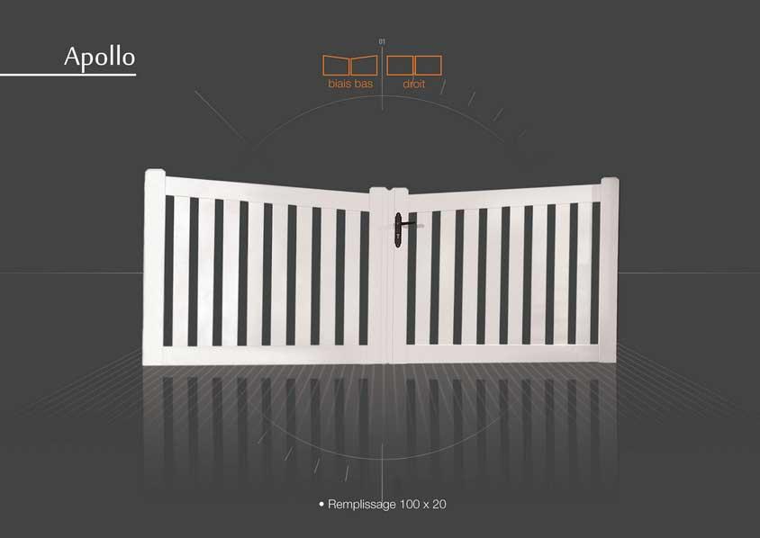 portails pvc royan charente maritime portails pvc st sulpice royan. Black Bedroom Furniture Sets. Home Design Ideas
